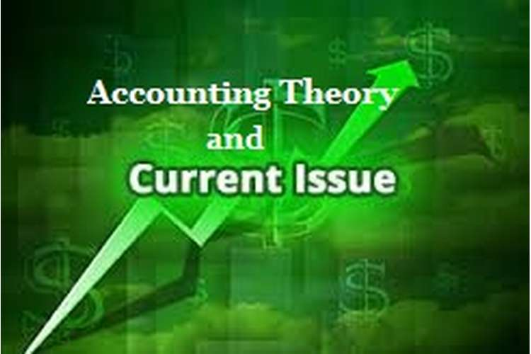 HI6025 Accounting Theory and Current Issues Assignment