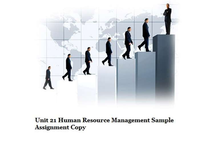 Human Resource Management Sample Assignment Copy