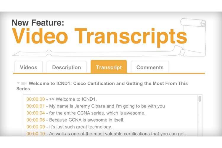 Hi-Tech Video Transcript Assignments Solution