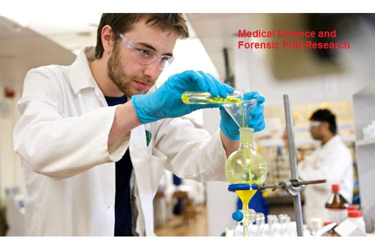 Medical Science and Forensic PhD Research Proposal Help