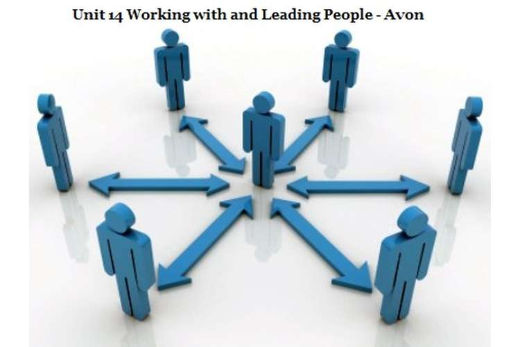 Unit 14 Working with and Leading People - Avon