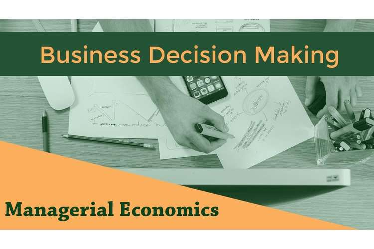 ECON6000 Economic Principles and Decision Making Assignments