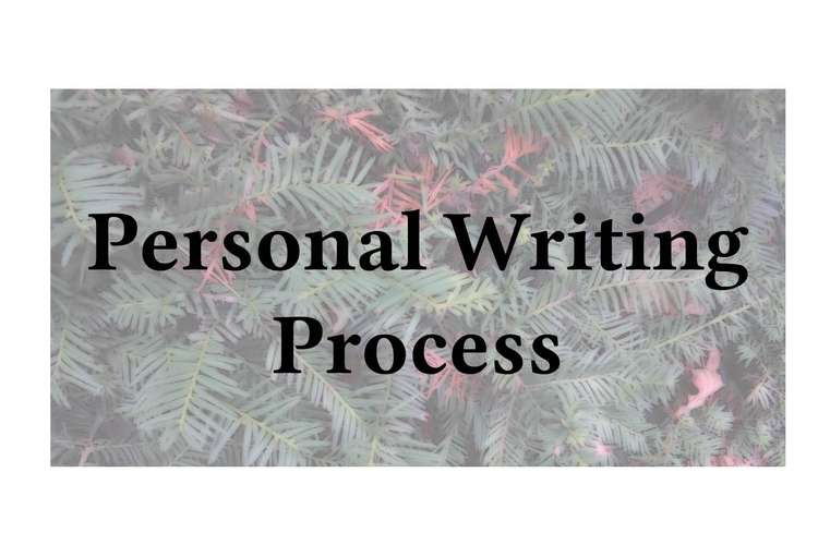 Introduction of Personal Writing Process Oz Assignment