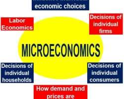 Microeconomics Supply and Demand