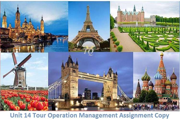 Unit 14 Tour Operation Management Assignment Copy