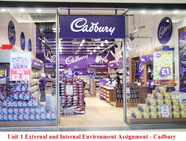 legal factor for cadbury
