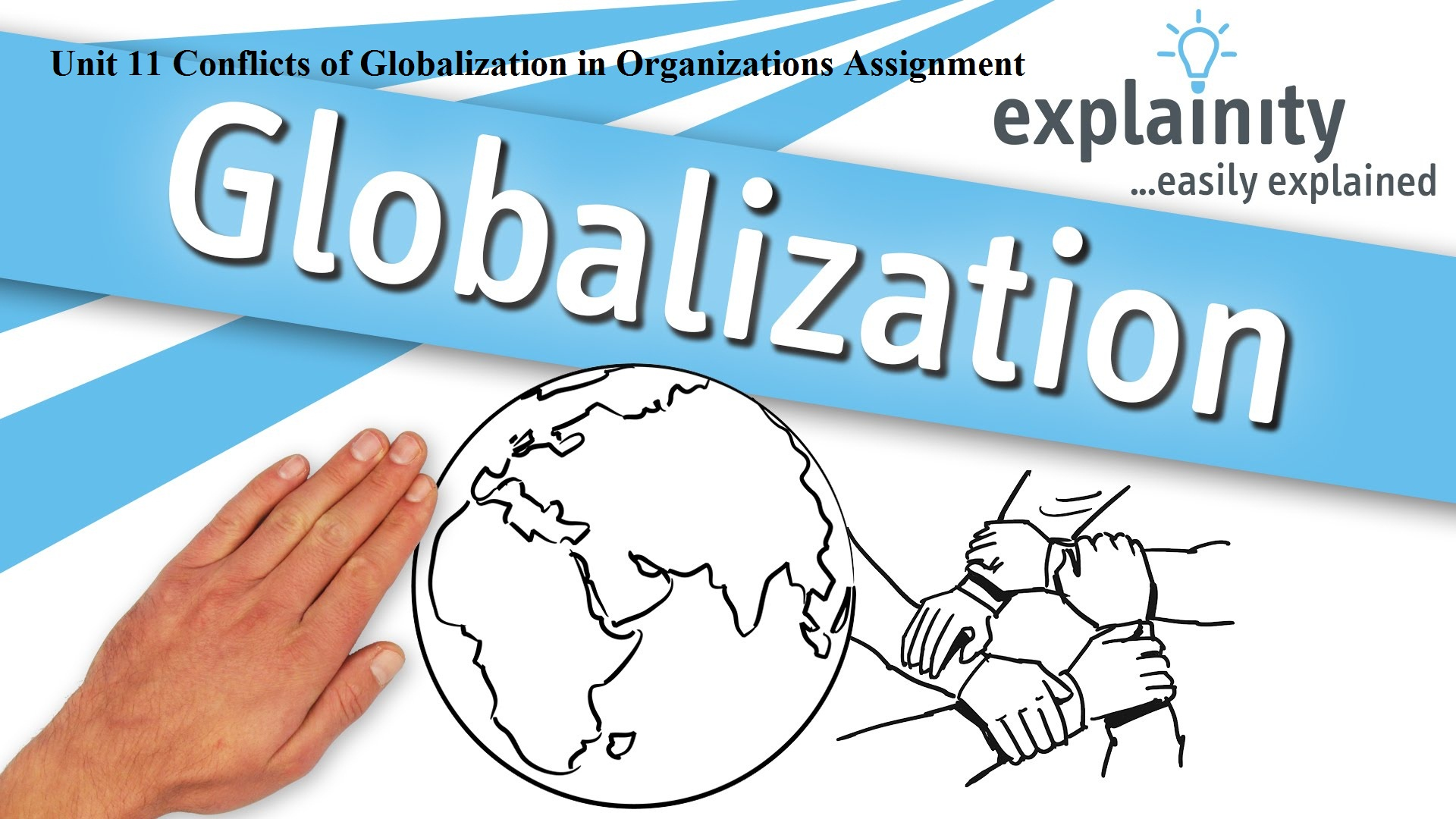 creating a better future through globalization essay