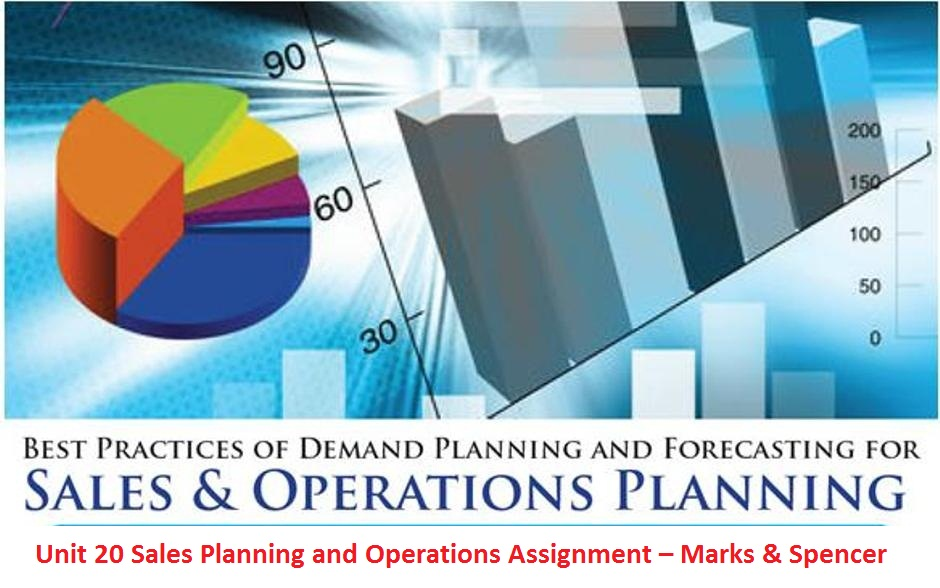 marks spencer operations management In terms of operations, marks and spencer is the case study also mentioned that the changes made by the management of marks and spencer appear to.