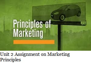 marketing principle assignment on amazo Locus business assignment help offered by business professionals, this unit 4 marketing principles assignment amazon is case study of amazon company.