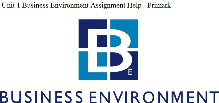 unit 1 business environment assignment