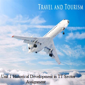 historical development in travel and tourism industry Papers - the development of the travel and tourism industry and the factors affecting it today.