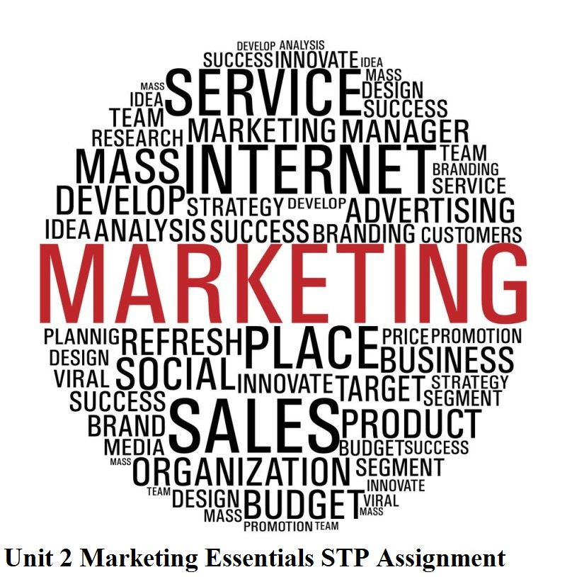 unit 3 marketing assignment 1 Unit 3 assignment 2 marketing research and marketing planning at tesco criteria covered p3, p4, m2, d2 guidance on what to include • for p3, learners should.