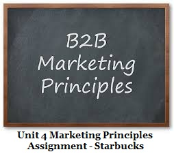 unit 4 marketing principles assignment Unit 4 business marketing principles,international markets involve selling of goods to buyers in another county which includes the consumers, producers.