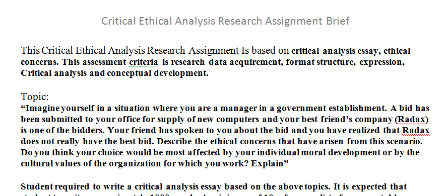"hmv assignment brief essay Free college essay merchandising buying and merchandising management assignment ""x review relevant literature on ethical issues in merchandising: zara & hmv."