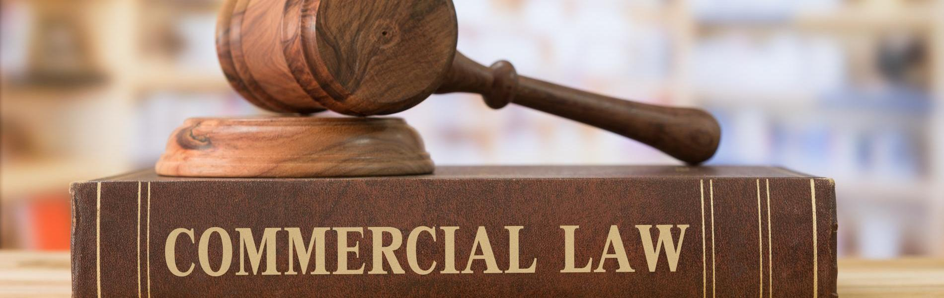 commericial law The term commercial law describes a wide body of laws that govern business transactions the primary authority that governs commercial transactions is the uniform commercial code (ucc) by definition, commercial contracts represent a combination of commercial and legal factors.