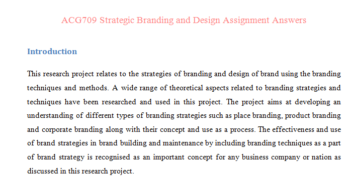 types of brand strategy