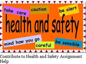 assignment on public health and safety Catalog description: this course provides an overview of health care quality and   on occasion the week's initial assignment may be required by thursday at.