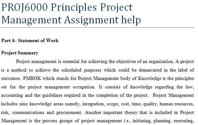 proj principles project management assignment help get % off