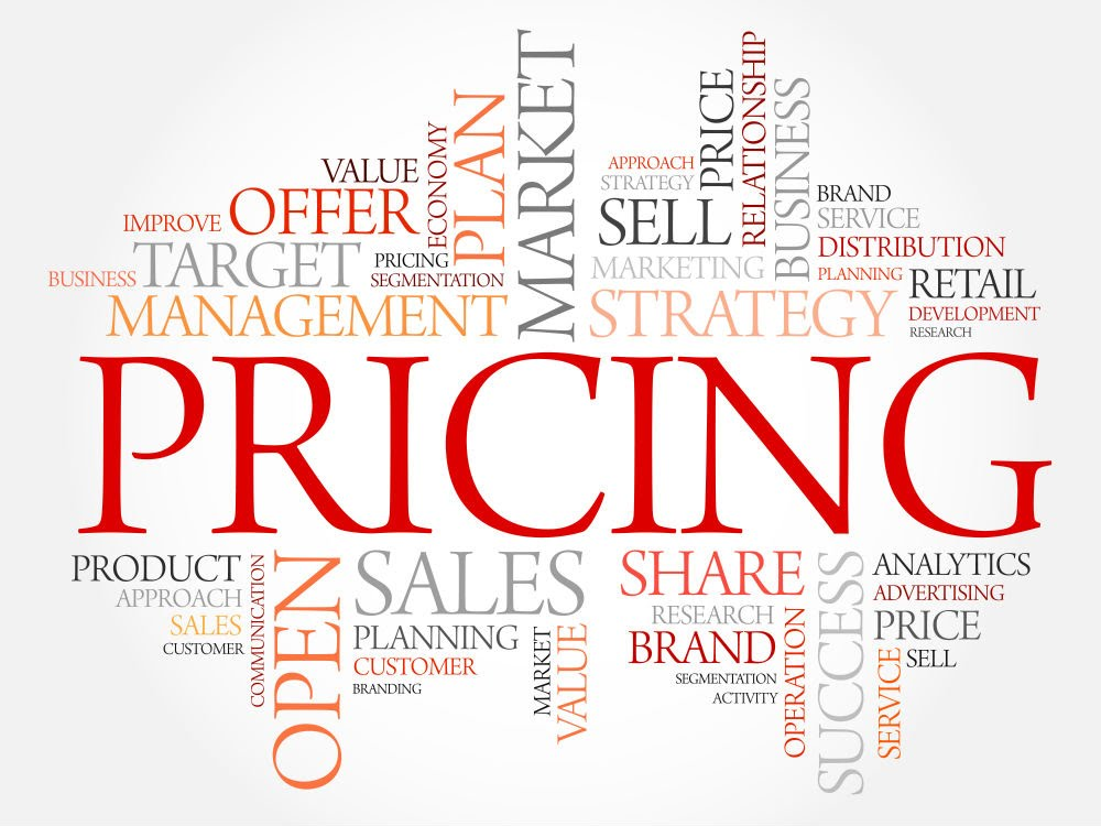 Dissertation on pricing strategy