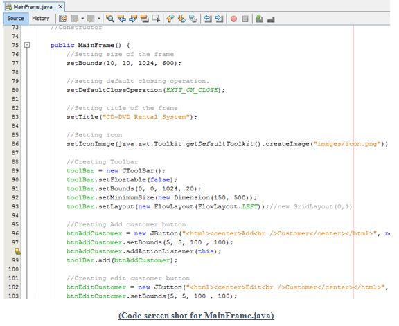 Unit 41 Programming in Java Sample Assignment - Locus Assignment