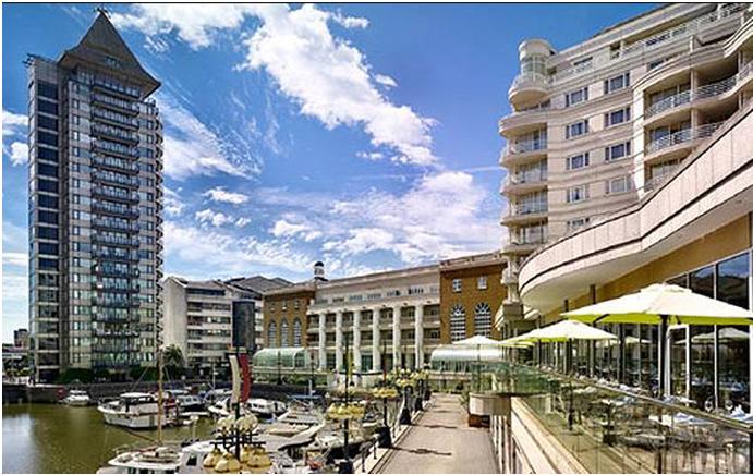 Chelsea Harbour London Hotel