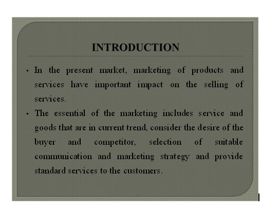 Unit 3 introduction to marketing assignment