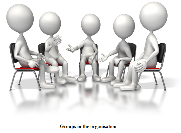 nature of groups and group behaviour