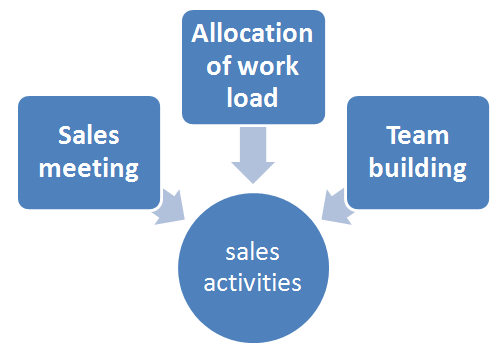 Sales planning and operation assignment Essay Sample