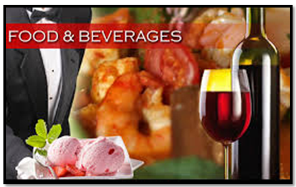 sectors of food and beverage industry