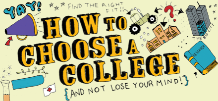 Things to Consider Before Choosing College | Essay Help