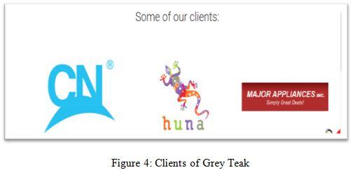 Clients of Grey Teak