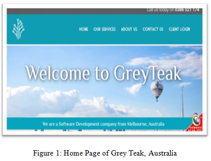 Home Page of Grey Teak, Australia