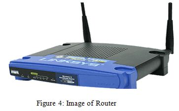Image of Router
