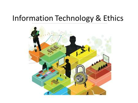 Ethics in Information Technology Assignment Help