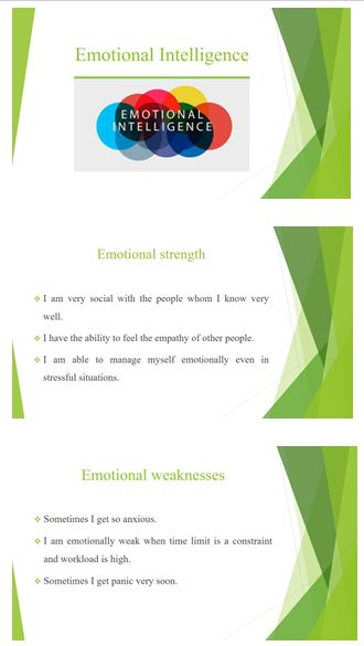 Emotional Intelligence Assignment Help