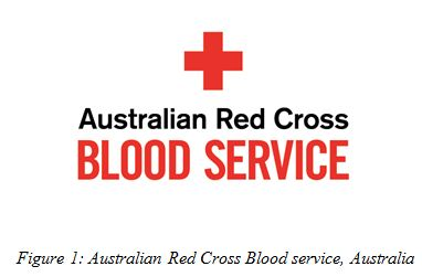 Australian Red Cross Blood service, Australia