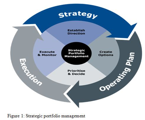 Strategic portfolio management
