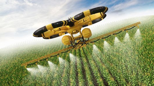 Technology has Mechanized Agriculture