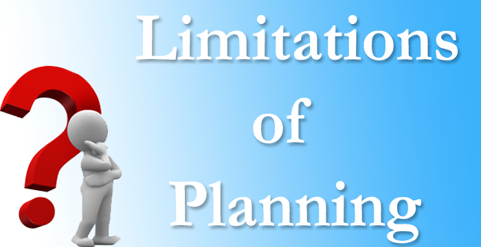 Importance and Limitations of Planning   Essay Writing Help