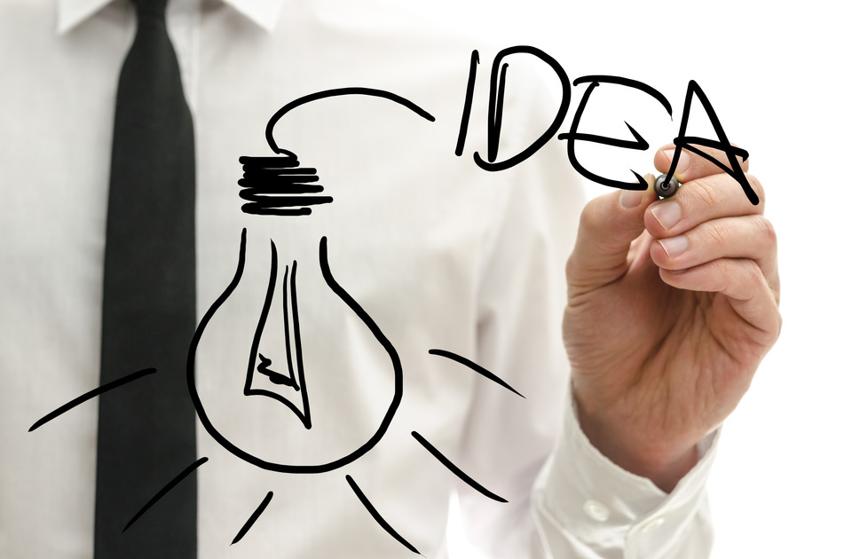 Development of new ideas