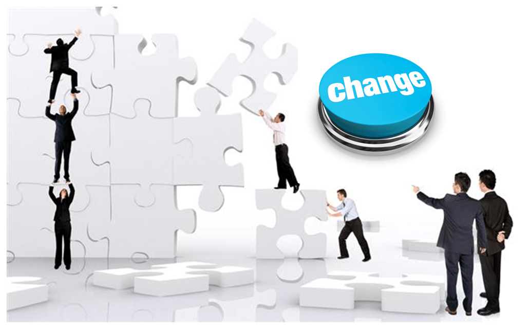 Manage the change