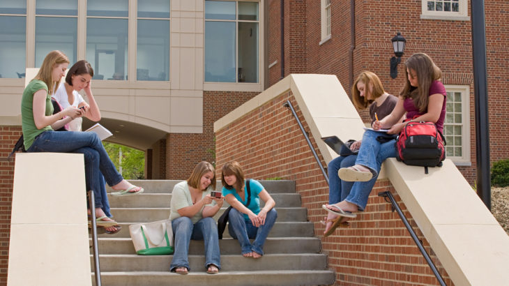 Comfort in College