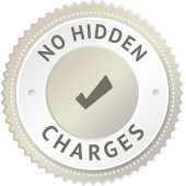 no hidden charges